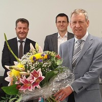 Sendoff for Mr. Dipl.-Ing. Klaus-Dieter Beyer