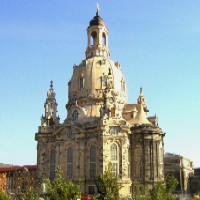 Frauenkirche in Dresden 2005: completion of the geotechnical consulting by BAUGRUND DRESDEN