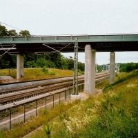 High speed railway line Hannover - Berlin 1997: Technical expert's report for the construction of the slab track