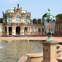 Zwinger, Dresden: Considerably foundation consultancy during the reconstruction of the mathematical-physical salon
