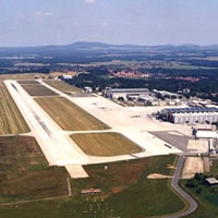Airport Dresden-Klotzsche – New runway: geotechnical engineering for the new surface water drainage system